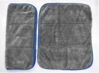 42*48cm 800 gsm Microfiber Coral fleece towel