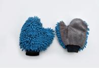 21x27cm 121gramchenille coral velvet gloves