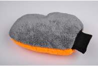 20x24cm 60gram coral fleece thumb gloves