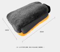 19x26cm 75gram multifunctional double-sided coral velvet waterproof gloves