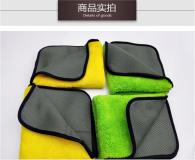 45x38cm 645 gsm Microfiber Coral fleece towel