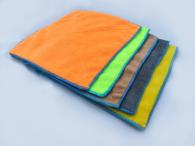 25x25cm 545gsm Microfiber Coral fleece Towel