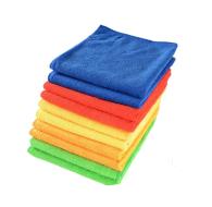 40x40cm 400gsm warp knitted microfiber towel
