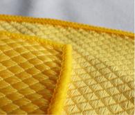 30x40cm 280gsm fish scale microfiber towel