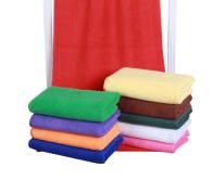 40x40cm 320gsm warp knitted microfiber towel