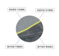 55x70cm  600gsm twist loop microfiber towel