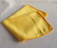 40x60cm 300gsm fish scale microfiber towel