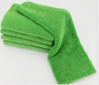 45x45  90gram long and short hair microfiber towel