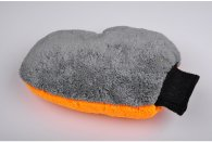 20x24cm 60gram coral fleece thumb gloves
