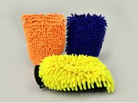 19x26cm 120gram  water proof  coral velvet chenille gloves