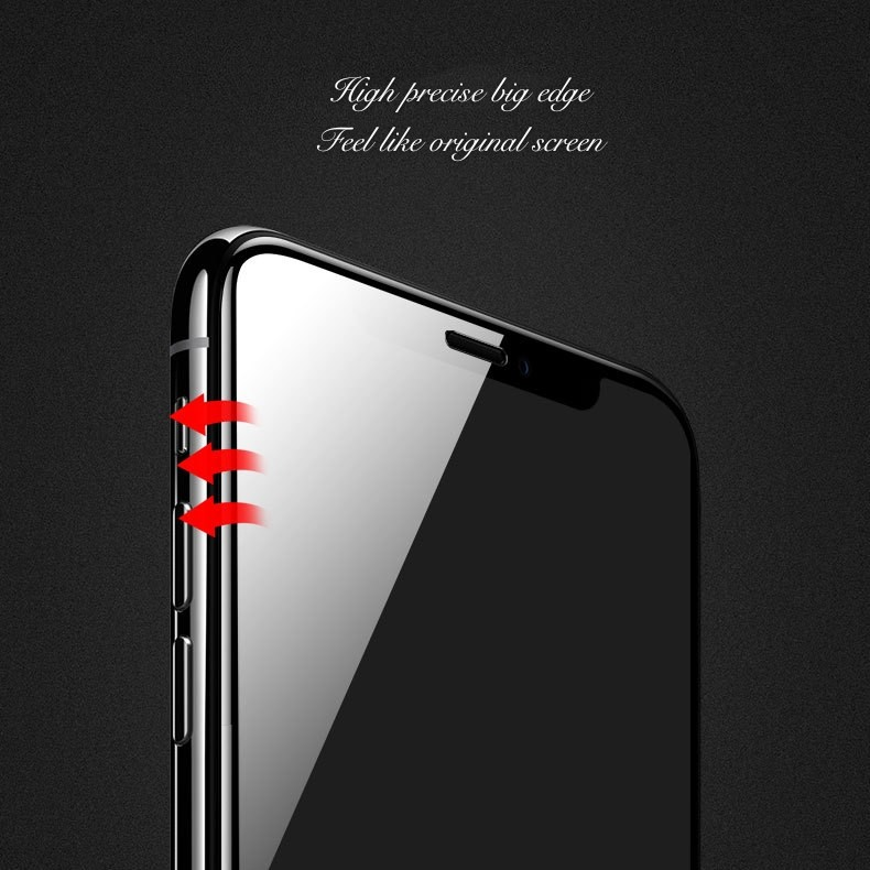 LGYD for 25 PCS AG Matte Frosted Full Cover Tempered Glass for Oppo A7