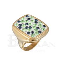 Venta de anillo oro de boda de la manera de acero