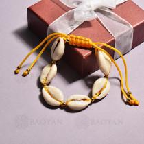 pulsera de concha para mujer -SSBTG142-15128