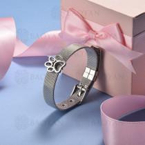 pulsera de charm en acero inoxidable para mujer -SSBTG142-16139-S