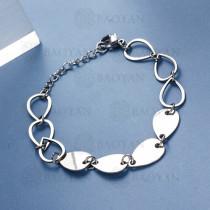 pulseras de acero inoxidable -SSBTG95-14375