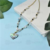 joyeria de coleccion de concha de mar -SSNEG142-15800
