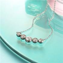 collar de acero inoxidable-SSNEG143-10164