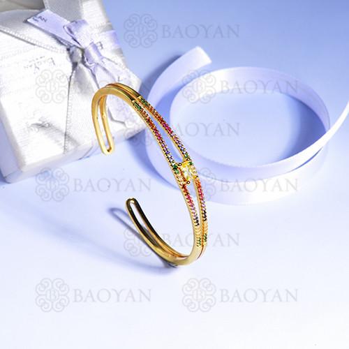 pulsera de bronce para Mujer -BRBTG154-14716