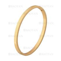 pulsera moda dorado en acero inoxidable -SSBTG1225564