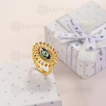 anillos de oro golfi en bronce -BRRGG154-14909