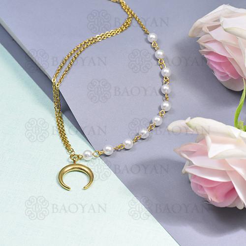 collar de perlas   -SSNEG142-16287