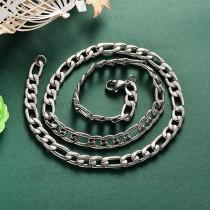 Cadenas de Acero Inoxidable para Cabelleros -SSNEG81-12272