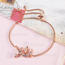 pulseras de bronce -BRBTG141-14001