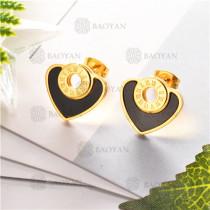 Pendientes de joyas acero inoxidable -SSEGG80-6298