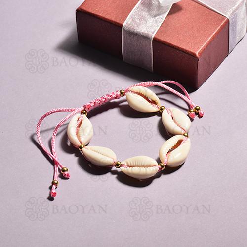 pulsera de concha para mujer -SSBTG142-15131
