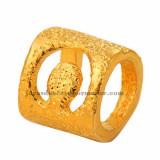 abolarios de  letra  O  dorado oro laminado-BRPTG90059