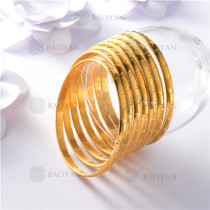 pulsera dorado en acero inixidable-SSBTG26-9150