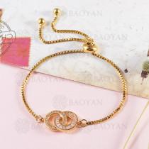 pulseras de bronce -BRBTG141-14093