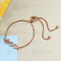 pulseras de bronce -BRBTG141-13849