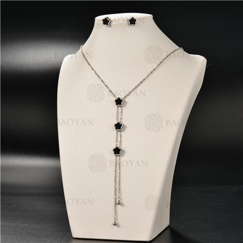 Collar Multicapa en AceroSSNEG126-4921