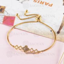 pulseras de bronce -BRBTG141-14086