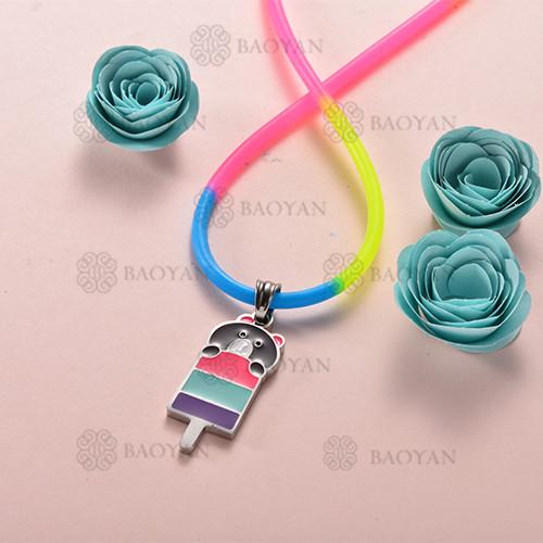Collar para Ninas -SSNEG143-12500