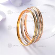 pulsera multi color en acero inixidable-SSBTG26-9151