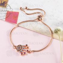 pulseras de bronce -BRBTG141-14087
