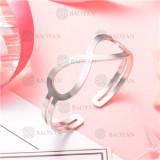 Pulsera de Acero Inoxidable para Mujer -SSBTG126-8202