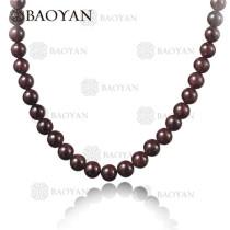 Collar de Piedra Natural -SSNEG16-8386