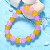 Pulsera de Cristal para mujer -SSBTG129-7118