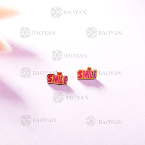 Joyas de Acero Inoxidable para Ninas -SSEGG143-8855