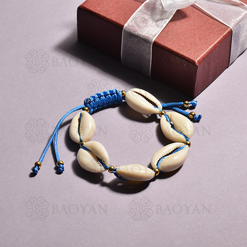 pulsera de concha para mujer -SSBTG142-15129