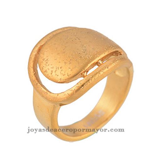 anillos de acero inoxidable en todos partes al por mayor