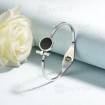 pulsera de acero inoxidable para mujer -SSBTG174-15331