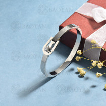 pulsera de acero inoxidable para mujer -SSBTG174-15346