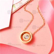 Collares de Acero Inoxidable -SSNEG129-8010