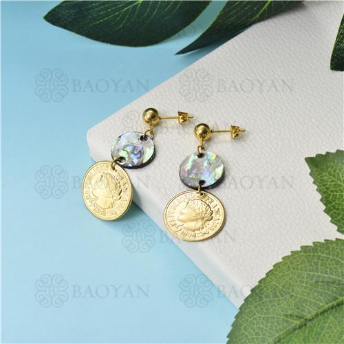 joyeria de coleccion de concha de mar -SSEGG142-15823