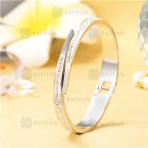 pulsera de acero  inoxidable -SSBTG126-8895