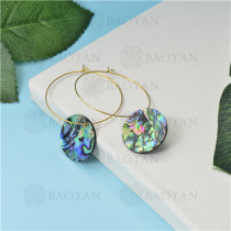 joyeria de coleccion de concha de mar -SSEGG142-15810